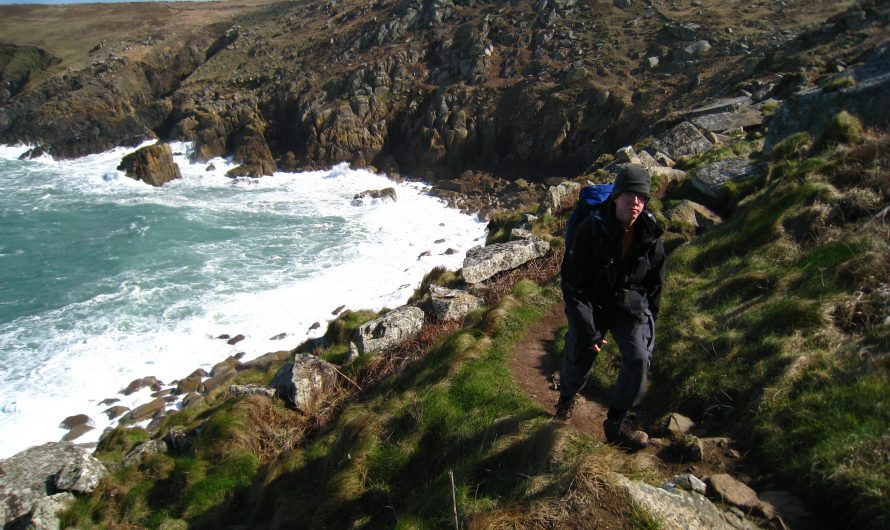 South West Coast Path: St Ives to Zennor