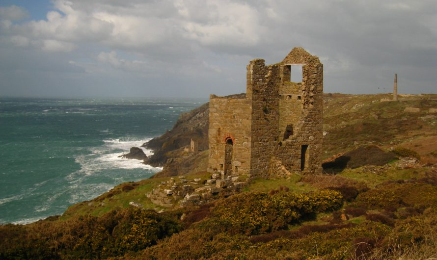 South West Coast Path: Zennor to Cape Cornwall