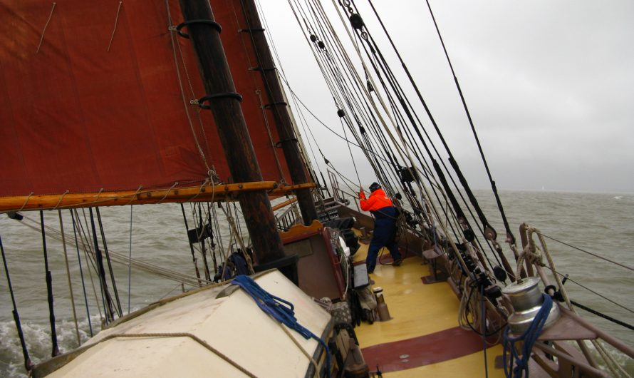 Schooner sailing: taster weekend from Ipswich