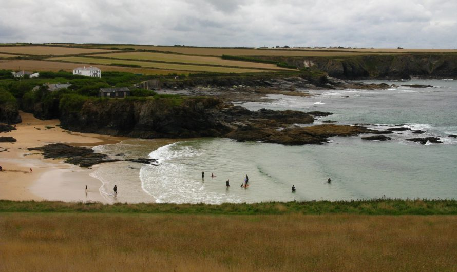 South West Coast Path: Padstow to Porthcothan