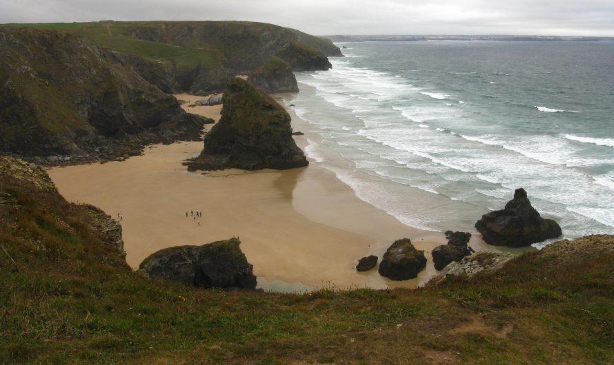 South West Coast Path: Porthcothan to Newquay