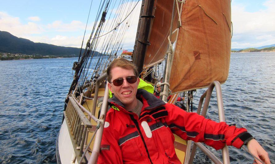 Schooner Sailing: Bergen to Stavanger
