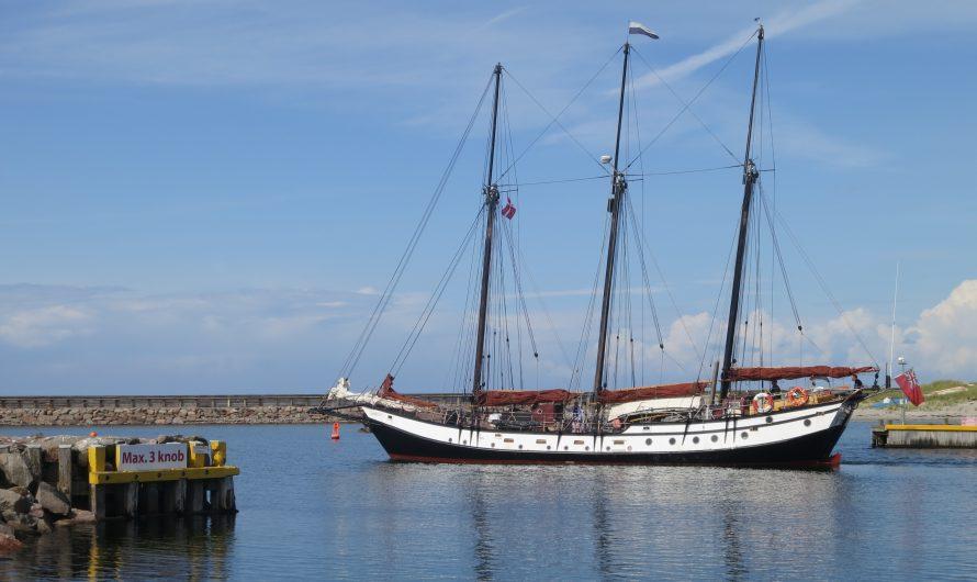 Schooner Sailing: Oslo to Copenhagen