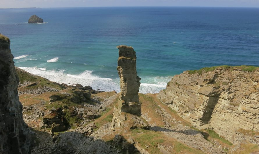 South West Coast Path: Boscastle to Port Gaverne