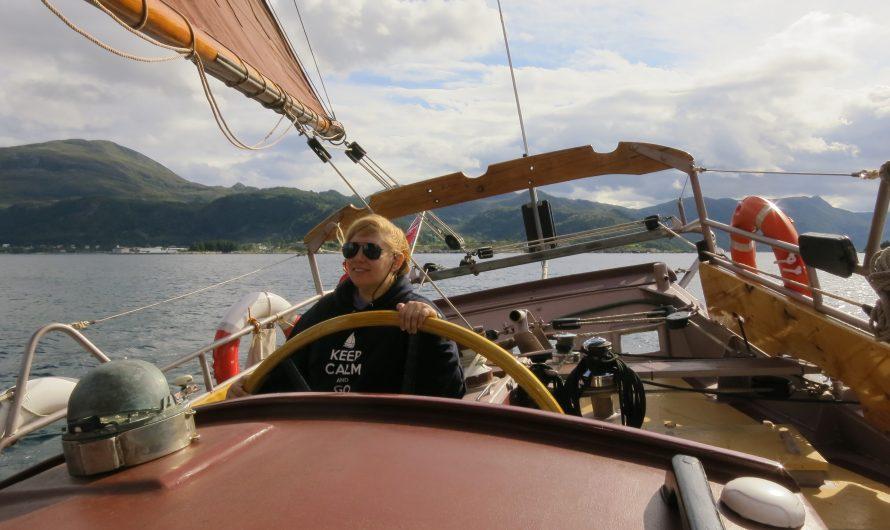 Schooner sailing: Ålesund to Bergen