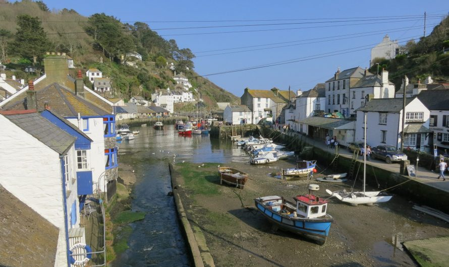 South West Coast Path: Par to Polperro