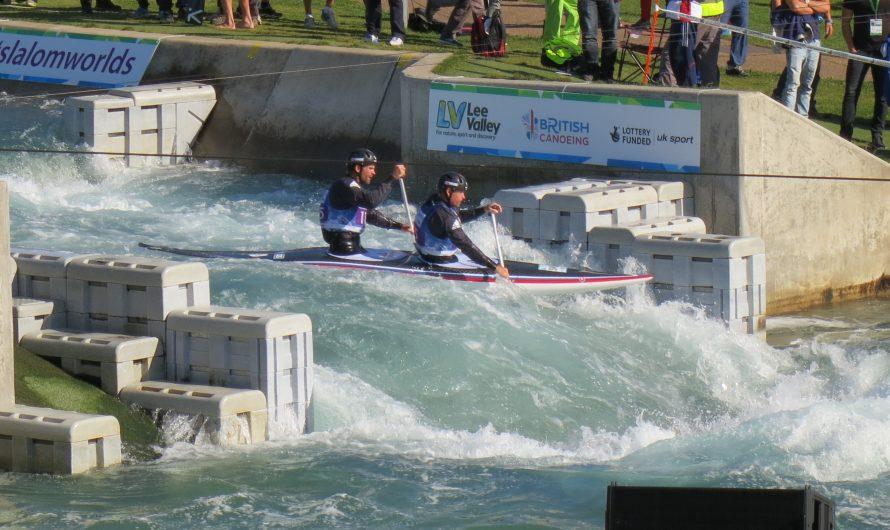 Canoe Slalom World Championships
