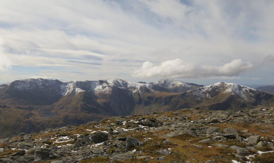 Snowdonia – Carneddau ridge