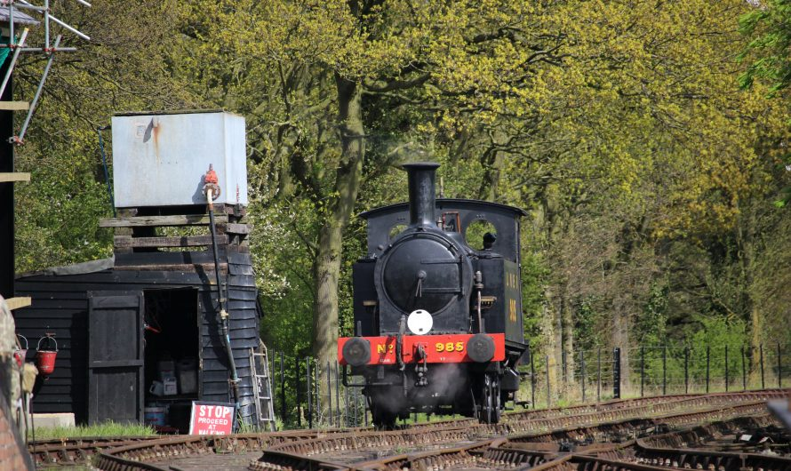 Mid-Suffolk Light Railway