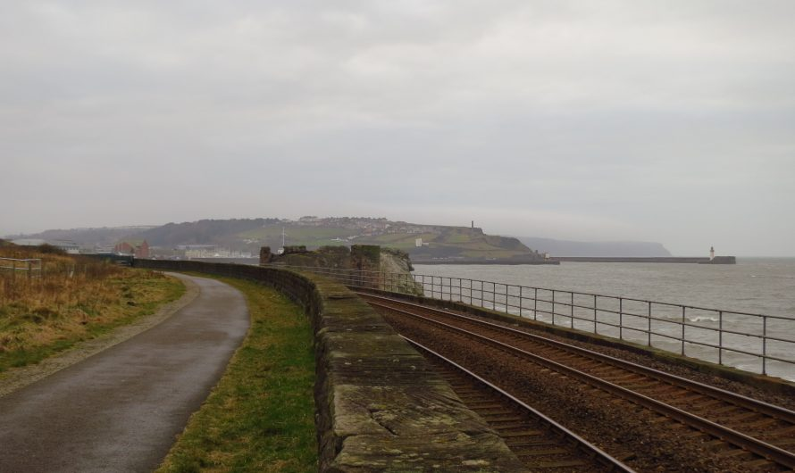 England Coast Path (Cumbria): Harrington to Whitehaven