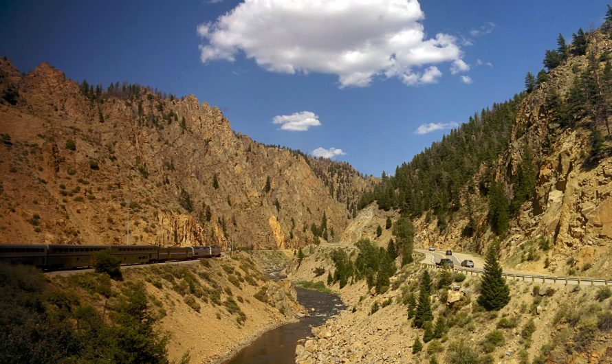 California Zephyr: Emeryville to Denver