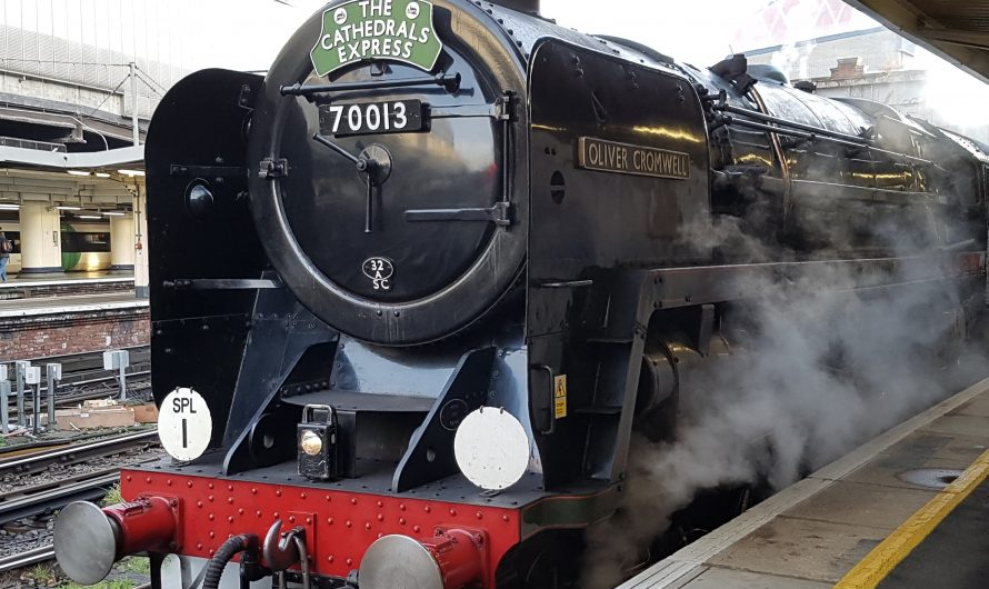 Oliver Cromwell birthday trip