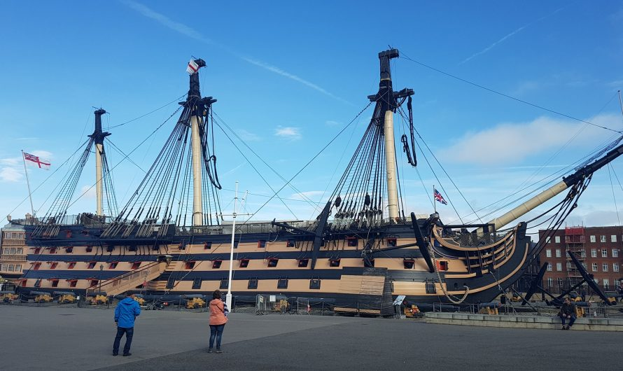 A weekend in Portsmouth