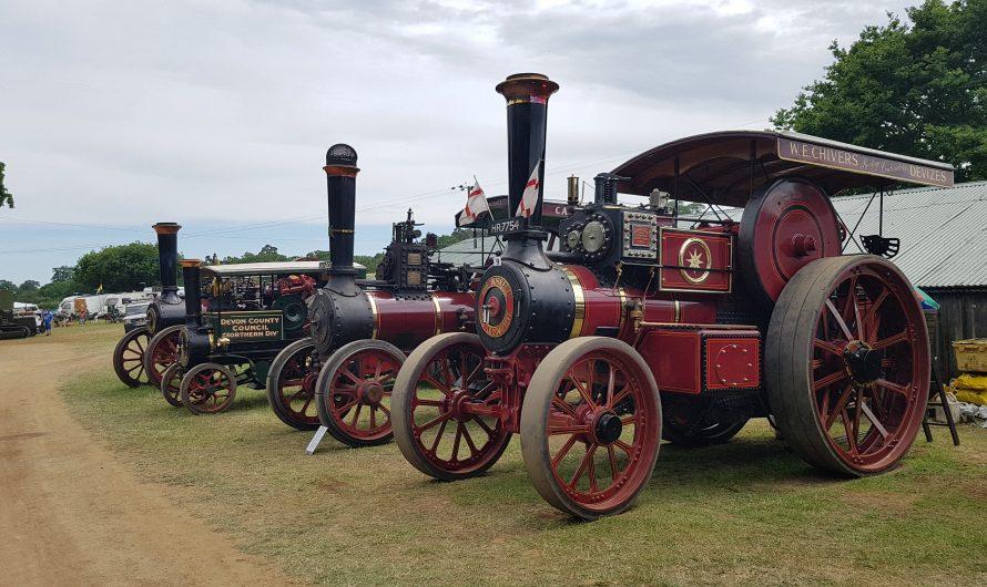 Woolpit Steam