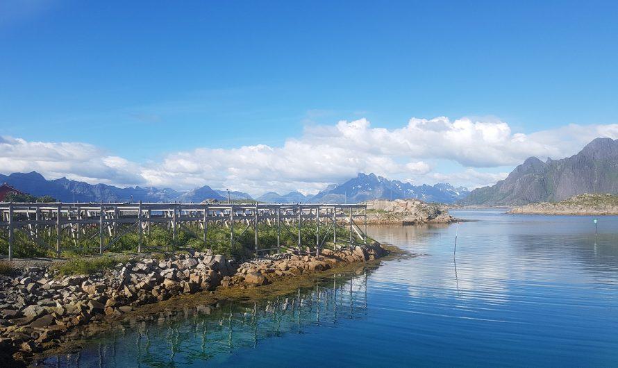 Schooner sailing: Bodø and the Lofotens