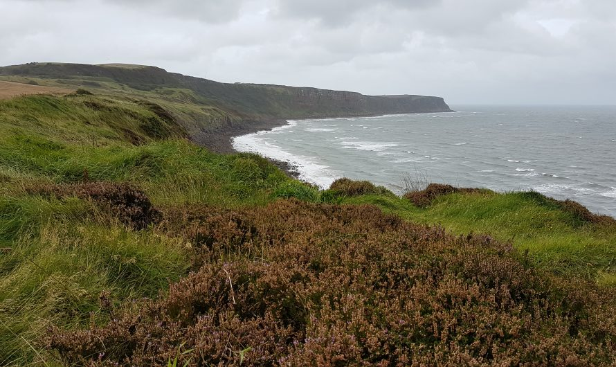 England Coast Path (Cumbria) – Whitehaven to St Bees