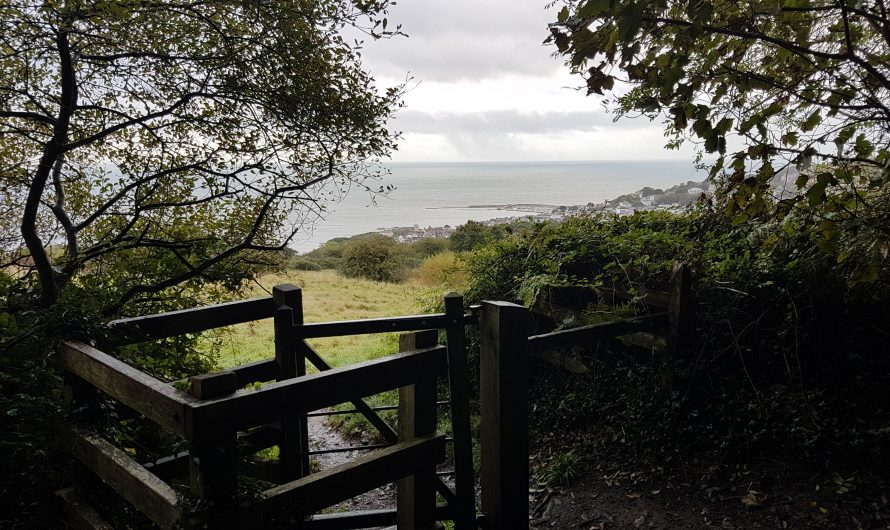 South West Coast Path: Lyme Regis to Charmouth