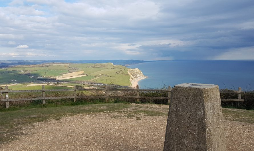 South West Coast Path: Golden Cap to Seatown